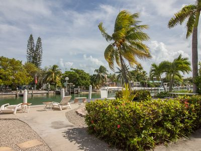 Photo for Waterfront, dog-friendly home w/60-ft dock, shared pool, & Cabana Club access!