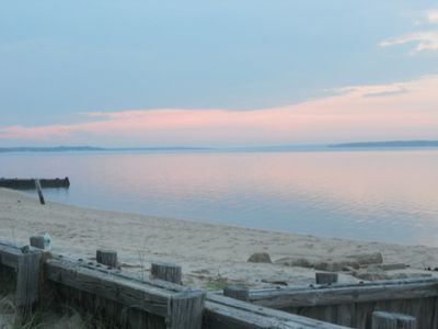 Photo for Relaxed Beachfront Cottages