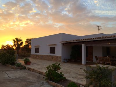 Photo for Spacious House in Formentera - Can Mariano Mayans
