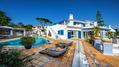 Photo for This villa is a beautiful and typical five bedroom villa, sleeps ten, located in a quiet area of Val