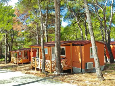 Photo for Mobile Homes Kamp Basko Polje, Baska Voda  in Mitteldalmatien - 6 persons, 2 bedrooms