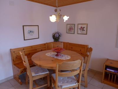 Photo for Apartment 1.3 km from the center of Beatenberg with Parking, Internet, Balcony, Garden (38001)