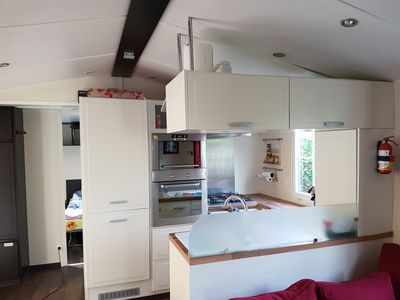Photo for MOBIL HOME LES CHARMETTES RENTAL - 3 BEDROOMS