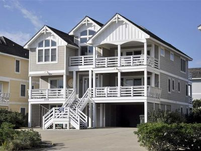 Photo for Southern Comfort: 8 BR / 7 BA house in Nags Head, Sleeps 21