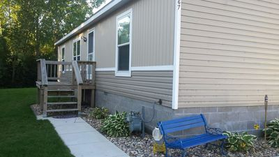 Photo for 3BR Cabin Vacation Rental in Orleans, Iowa