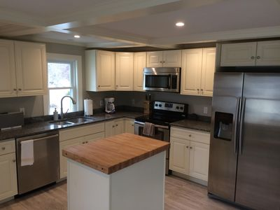Photo for Meredith Bay - Brand New 2nd and 3rd floor Apartment in Private Home