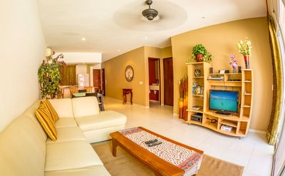 Photo for Great 2 bedroom condo in North Playa - 1 Block off of the beach!