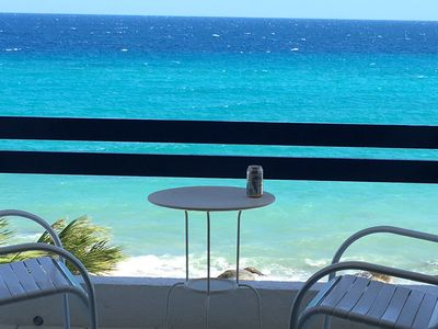 Photo for Beachfront Condo With Outstanding Views II !