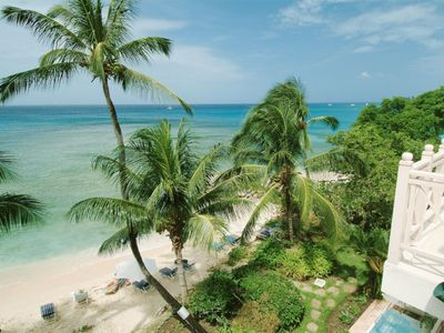 Ideally Situated In An Exotic Tropical Garden Setting