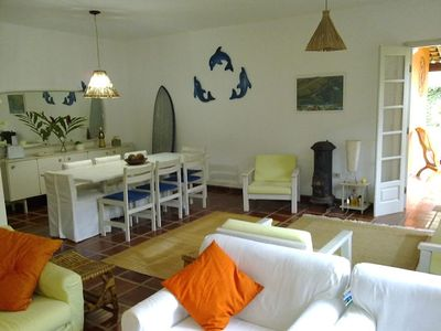 Photo for large house in Paúba north coast of São Paulo - 1 suite, 2 bedrooms