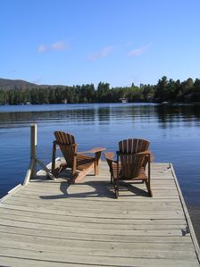 Photo for Enjoy Your Vacation at a Private Lake Front Home