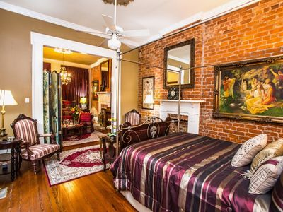 Photo for 2BR Armstrong Cottage - Jazz Quarters by Hosteeva