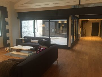 Superb loft in the city center combining ancient and moderrne
