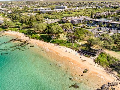 Photo for Great Ocean Views Overlooking Kamaole III Beach, Newly Remodeled & Gorgeous