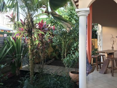 Photo for charming house with a tropical atmosphere in Trois-Ilets
