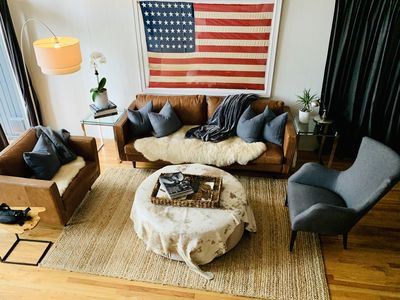 Photo for Designer's curated Mid Century Modern home.