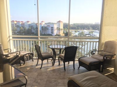 Photo for Luxury Waterfront Palm Coast Condo. Incredible ICW views.