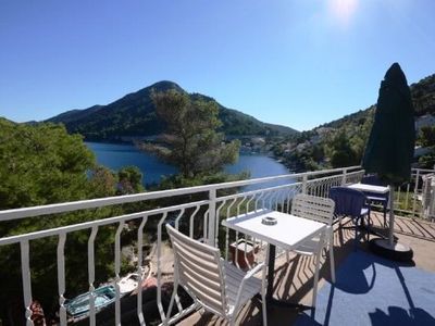 Photo for Apartments and Rooms Nike (50271-A2) - Sobra - island Mljet
