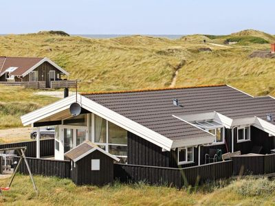 Photo for Vacation home Houvig in Ringkøbing - 9 persons, 4 bedrooms