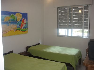 Photo for Apartment in the center of Guaruja 50 meters from the beach