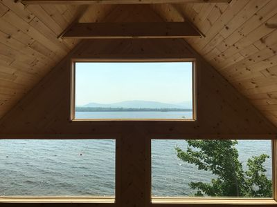 BRAND NEW water front vacation home with spectacular views! - Roxbury