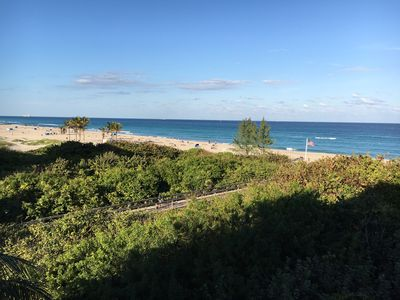 Photo for Oceanview 1 Bedroom Suite Condo On Singer Island