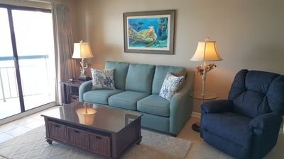 BEAUTIFUL COMPLETELY RENOVATED OCEAN FRONT CONDO