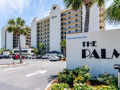 Photo for New Listing! Beautifully updated, Gulf front condo w/ shared pools, tennis court