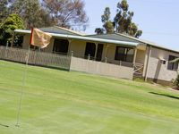 Great basic property on an excellent golf course