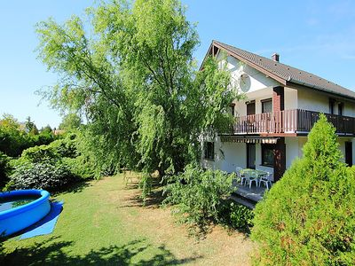 Photo for Vacation home Picea in Balatonfenyves - 12 persons, 6 bedrooms