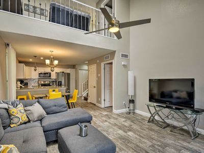 Photo for Modern Townhome w/Games: 18Mi to Salt River Fields