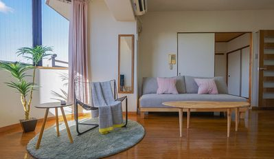 Photo for 5min to Daikokucho! Bright & Airy 3BR holiday home
