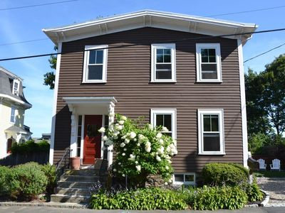Photo for Beautifully Renovated Antique Home Minutes from Beach and Downtown Amenities!