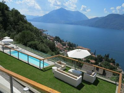 Photo for Riva Bellano Gardenia 2, Varenna (Bellano), Italy