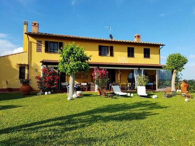 Photo for 3BR Villa Vacation Rental in Montecastello, Tuscany