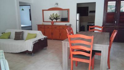 Photo for House 5mns walk from the beach of Anse Collat