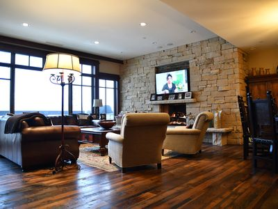 Photo for New Ultra-Luxury Upper Deer Valley Ski in/Out Condominium