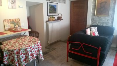 Photo for 1BR Apartment Vacation Rental in Moltrasio