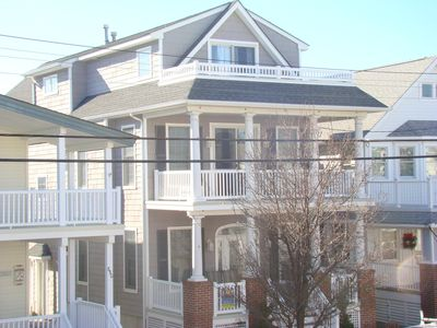 Photo for Upscale 2nd floor condo in OC w/ beach view. Prime week available July 20 - 27