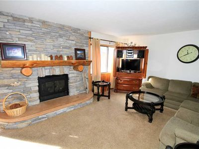 Photo for Mammoth Ski & Racquet Club #12 - Pet Okay!: 2 BR / 2 BA  in Mammoth Lakes, Sleeps 6