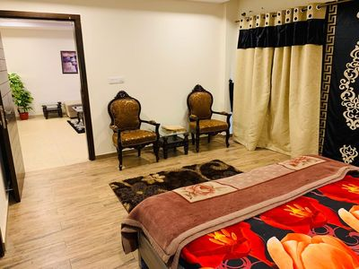 Photo for 1 bed well furnished private apartment in bahria town Islamabad Rawalpindi
