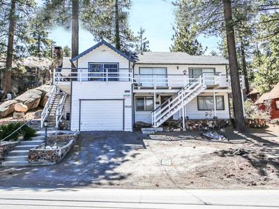 Photo for Boulder Bay Retreat: 4 BR / 2 BA home in Big Bear Lake, Sleeps 9