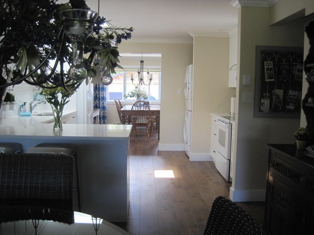 From Living Room   Facing Kitchen With Separate Dining Room At Rear