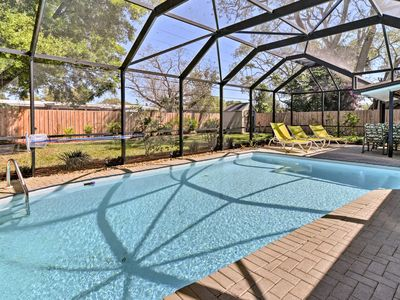 Photo for Cozy Seminole Home w/ Pool - Near Madeira Beach!