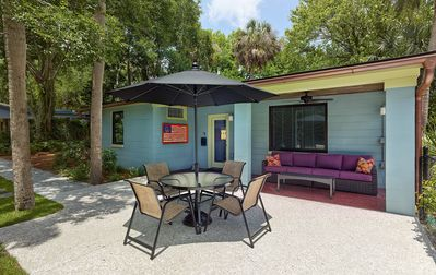 Photo for Folly Vacation 202 Beach Bungalow with all-new amenities
