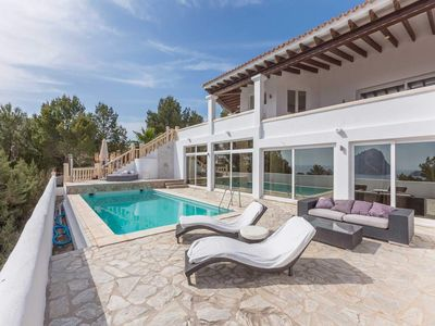 Photo for House - 109 Large, modern house in Cala Carbo