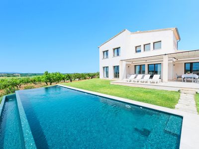 Photo for CAN SAL  - Villa with private pool in ARIANY.