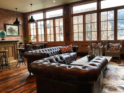 Photo for The Tremont Loft- Historic Downtown Luxury