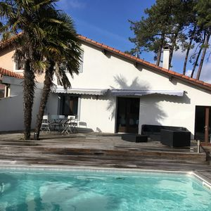 Photo for villa with pool and garage