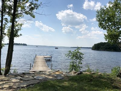 Photo for Spectacular Home on Mississippi Lake Near Ottawa, Perth and Stonefields Estate